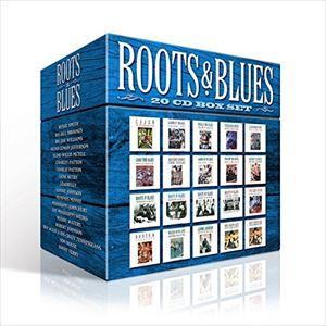 輸入盤 VARIOUS / PERFECT ROOTS & BLUES COLLECTION (LTD) [20CD]