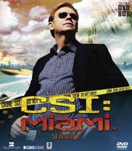 CSI:マイアミ 大好評です コンパクト DVD-BOX [ギフト/プレゼント/ご褒美] DVD シーズン8