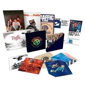 輸入盤 TRAFFIC / STUDIO RECORDINGS 1967-74 [6LP]