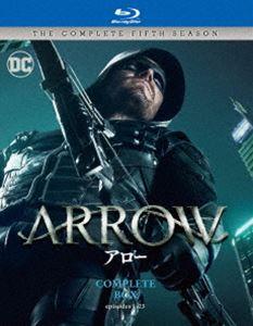 ARROW/アロー〈フィフス・シーズン〉 コンプリート・ボックス [Blu-ray]
