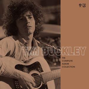 輸入盤 TIM BUCKLEY / ALBUM COLLECTION 1966-1972 [7LP]