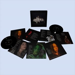 輸入盤 BILLIE EILISH / WHEN WE ALL FALL ASLEEP WHERE DO WE GO? (COLLECTOR'S EDITION BOX SET) (LTD) [7inch x7]