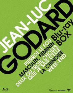 ジャン=リュック・ゴダール Blu-ray BOX Vol.3/ヌーヴェル・ヴァーグの成熟 [Blu-ray]