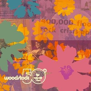 輸入盤 VARIOUS / WOODSTOCK : BACK TO THE GARDEN : 50TH ANNIVERSARY COLLECTION [5LP]