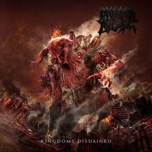 輸入盤 MORBID ANGEL / KINGDOMS DISDAINED [6LP]