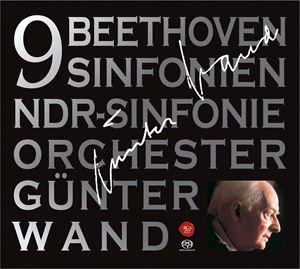 ギュンター・ヴァント(指揮)北ドイツ放送交響楽団 / ベートーヴェン:交響曲全集(完全生産限定盤) [スーパーオーディオCD]