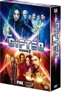 ギフテッド 新世代X-MEN誕生 シーズン2 DVDコレクターズBOX [DVD]