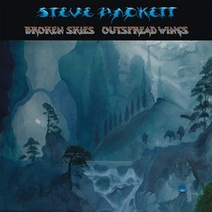 輸入盤 STEVE HACKETT / BROKEN SKIES OUTSPREAD WINGS 1984-2006 [8CD]