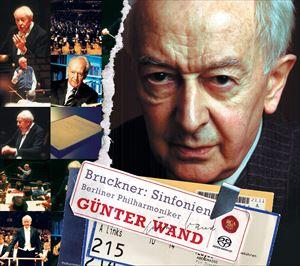 ギュンター・ヴァント(指揮)ベルリン・フィルハーモニー管弦楽団 / ブルックナー:交響曲選集1996-2001(完全生産限定盤) [スーパーオーディオCD]