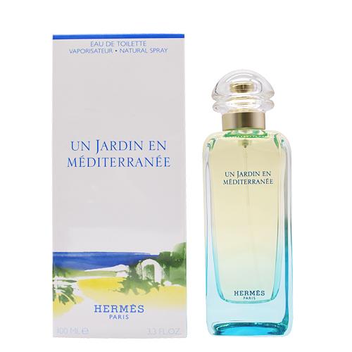 エルメス 地中海の庭 EDT SP (男女兼用香水) 100ml