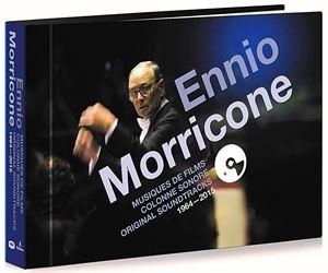 輸入盤 O.S.T. (ENNIO MORRICONE) / MUSIQUES DE FILMS 1964-2015 [18CD]