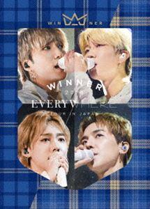 WINNER 2018 EVERYWHERE TOUR IN JAPAN(初回生産限定) [DVD]
