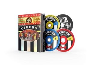 輸入盤 ROLLING STONES / ROLLING STONES ROCK AND ROLL CIRCUS (LTD) (DLX) [BD+DVD+2CD]