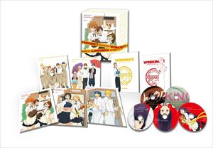 WORKING'!! Wonderful★Blu-ray Box(完全生産限定版) [Blu-ray]