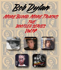 ボブ・ディラン / モア・ブラッド、モア・トラックス(ブートレッグ・シリーズ第14集)[デラックス・エディション](完全生産限定盤/Blu-specCD2) [CD]