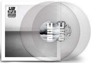 輸入盤 U2 / NO LINE ON THE HORIZON (ULTRA CLEAR VINYL) (LTD) [2LP]