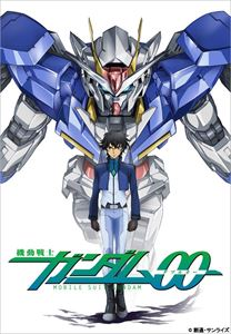 機動戦士ガンダム00 1st&2nd season Blu-ray BOX