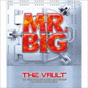 MR.BIG / The VAULT 25周年記念オフィシャル・アーカイヴ・ボックス(完全生産限定盤/20CD+2DVD) [CD]