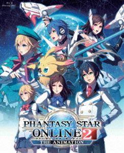 ファンタシースターオンライン2 ジ アニメーション Blu-ray BOX [Blu-ray]