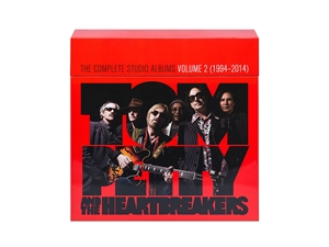 輸入盤 TOM PETTY & THE HEARTBREAKERS / COMPLETE STUDIO ALBUMS VOLUME 2 (1994-2014) [12LP]