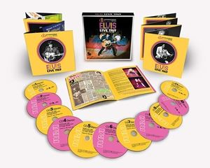 輸入盤 ELVIS PRESLEY / LIVE 1969 (LTD) [11CD]