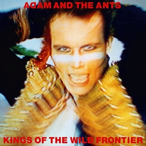 輸入盤 ADAM & THE ANTS / KINGS OF THE WILD FRONTIER (SUPER DLX)(LTD) [2CD+DVD+LP]