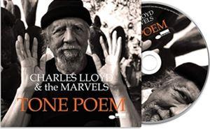 輸入盤 CHARLES LLOYD オンライン限定商品 物品 THE MARVELS POEMS LTD 2LP TONE