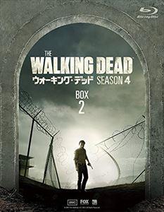 ウォーキング・デッド4 Blu-ray BOX-2 [Blu-ray]