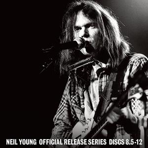 輸入盤 NEIL YOUNG / OFFICIAL RELEASE SERIES DISCS 8.5-12 [5LP]