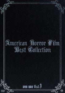 アメリカンホラーフィルム ベスト・コレクション DVD-BOX vol.3 [DVD]