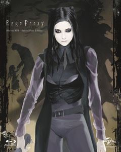 Ergo Proxy Blu-ray BOX<スペシャルプライス版> [Blu-ray]