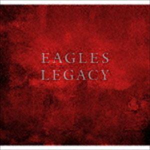 イーグルス / レガシー(完全生産限定盤/12CD+DVD+Blu-ray) [CD]