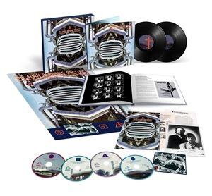 輸入盤 ALAN PARSONS PROJECT / AMMONIA AVENUE (BOX SET) (LTD) [3CD+BLU-RAY+2LP]