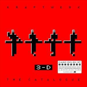 輸入盤 KRAFTWERK / 3-D THE CATALOGUE [9LP]