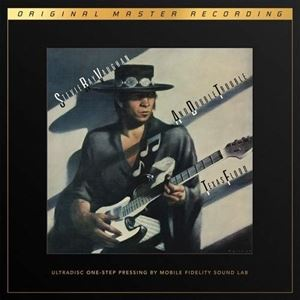 輸入盤 STEVIE RAY VAUGHAN & DOUBLE TROUBLE / TEXAS FLOOD (LTD) [2LP]