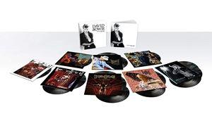 輸入盤 DAVID BOWIE / LOVING THE ALIEN (1983-1988) (VINYL BOX) (LTD) [15LP]