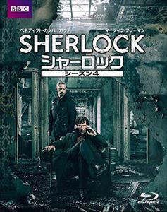 SHERLOCK/シャーロック シーズン4 Blu-ray-BOX [Blu-ray]
