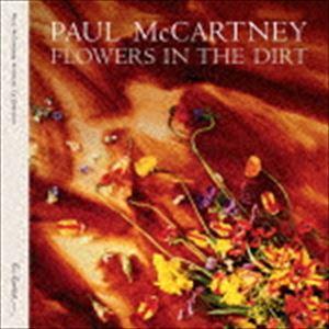 ポール・マッカートニー / フラワーズ・イン・ザ・ダート【デラックス・エディション】(完全生産限定デラックスエディション盤/3SHM-CD+DVD) [CD]