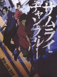 サムライチャンプルー BOX [Blu-ray]