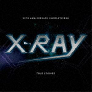X-RAY / X-RAY 35TH ANNIVERSARY COMPLETE BOX~完全制覇~(9SHM-CD+DVD) [CD]
