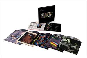 輸入盤 LEE RITENOUR / VINYL LP COLLECTION [5LP]