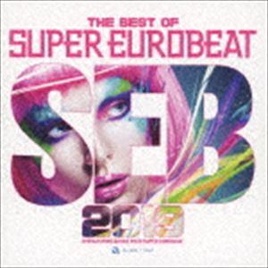 【CD】 THE BEST OF SUPER EUROBEAT 2019