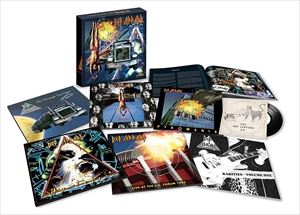 輸入盤 DEF LEPPARD / VINYL COLLECTION: VOLUME 1 (LTD) [8LP+7inch]