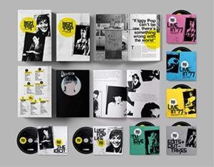 輸入盤 IGGY POP / BOWIE YEARS (BOX SET) (LTD) [7CD]