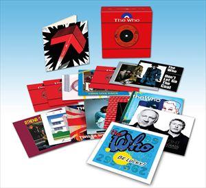 輸入盤 WHO / VOLUME 4 : THE POLYDOR SINGLES 1975-2015 [15LP]