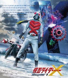 仮面ライダーX Blu-ray BOX 1 [Blu-ray]