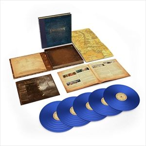 輸入盤 O.S.T. / LORD OF THE RINGS : THE TWO TOWERS : COMPLETE RECORDINGS (LTD) [5LP]