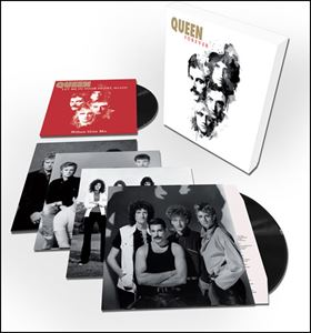 輸入盤 QUEEN / QUEEN FOREVER (LTD) [5LP]