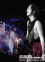 輸入盤 JANG KEUN SUK / 2012 ASIA TOUR : CRI SHOW II [4DVD]