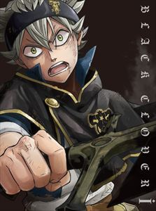 ブラッククローバー Chapter I(DVD) [DVD]
